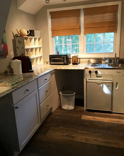 Murphy Stove Kitchen